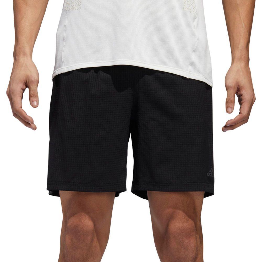 アディダス adidas メンズ ランニング・ウォーキング ショートパンツ ボトムス・パンツ【Supernova 5'' Running Shorts】Black
