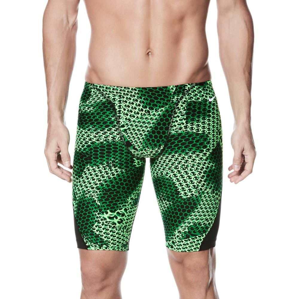 ナイキ Nike メンズ 海パン 水着・ビーチウェア【Nova Spark Jammer】Court Green