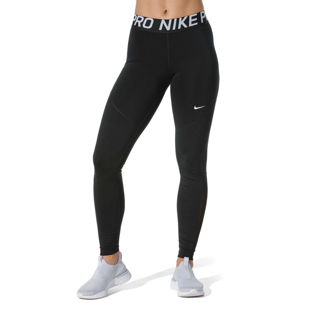 ナイキ Nike レディース フィットネス・トレーニング スパッツ・レギンス ボトムス・パンツ【Pro Training Tights】Black