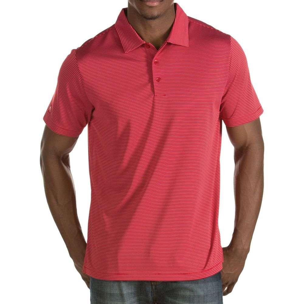 アンティグア Antigua メンズ ポロシャツ トップス【Quest Polo】Dark Red