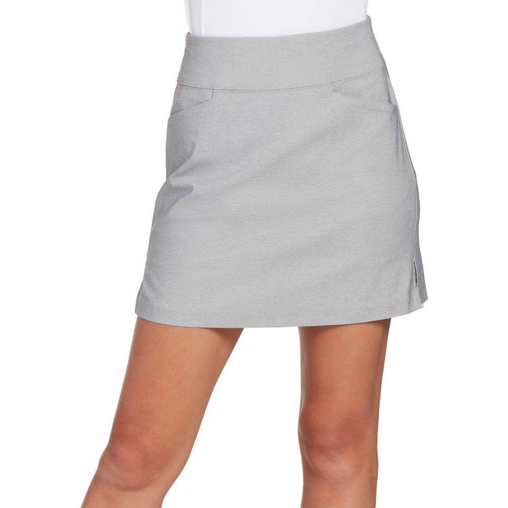 レディー ハーゲン Lady Hagen レディース ゴルフ スカート ボトムス・パンツ【Hagen Core Tummy Control Golf Skort】LT Heather Grey