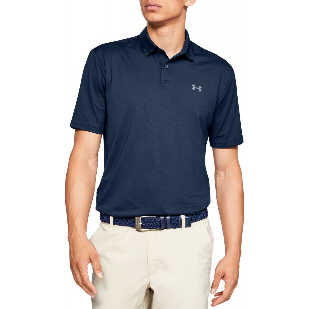 アンダーアーマー Under Armour メンズ ゴルフ ポロシャツ トップス【Performance 2.0 Golf Polo】Academy