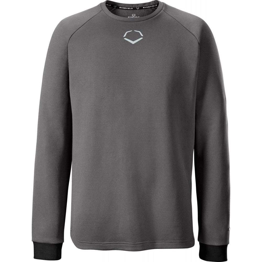 エボシールド EvoShield メンズ フリース トップス【Pro Team Heater Fleece Shirt】Charcoal