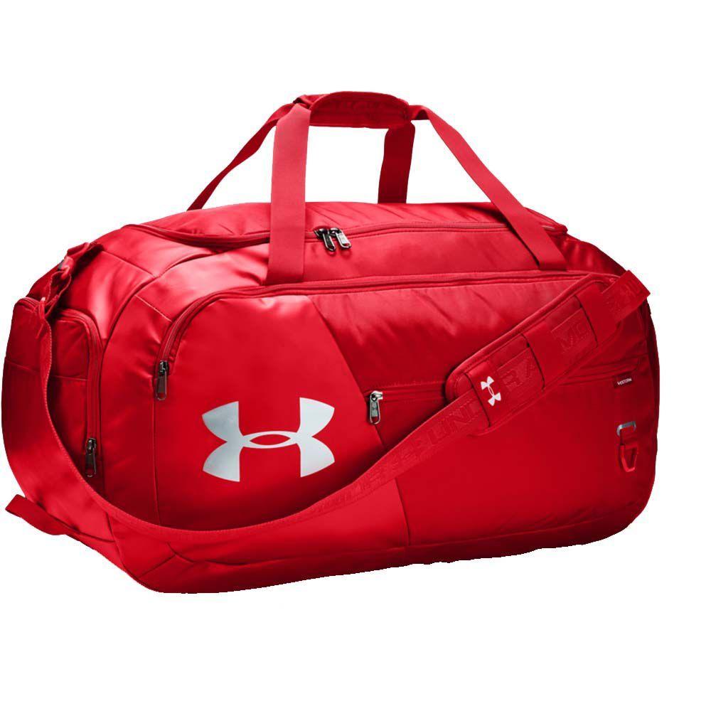 アンダーアーマー Under Armour ユニセックス ボストンバッグ・ダッフルバッグ バッグ【Undeniable 4.0 Large Duffle Bag】Red
