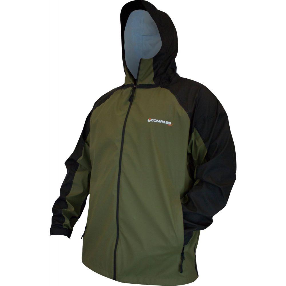 コンパス360 Compass 360 メンズ ジャケット アウター【PILOT POINT Jacket】Black Olive