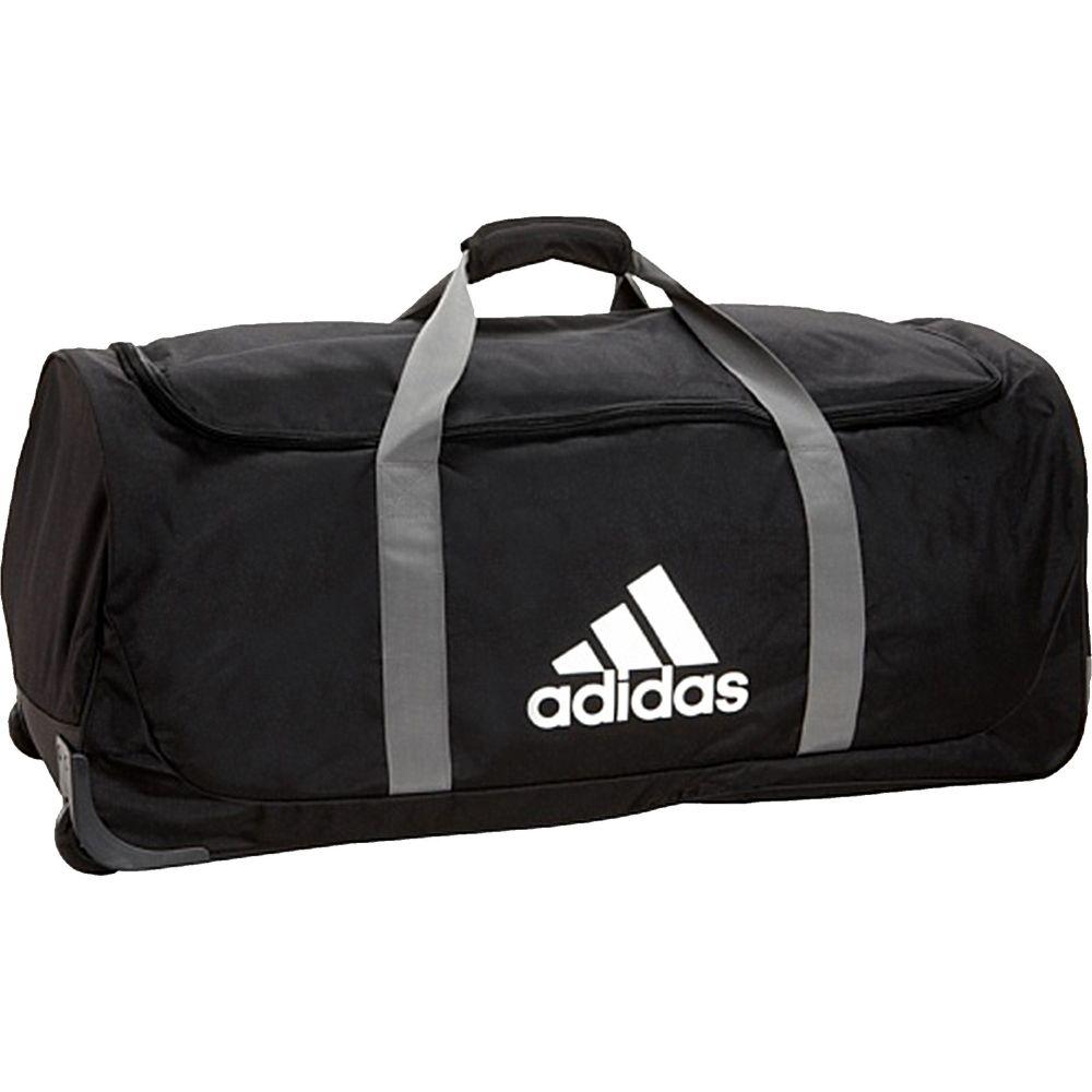 アディダス adidas ユニセックス バッグ 【Team XL Wheel Bag】Black