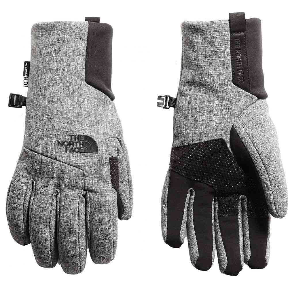 ザ ノースフェイス The North Face レディース 手袋・グローブ 【Apex+ ETIP Gloves】Tnf Medium Grey Heather