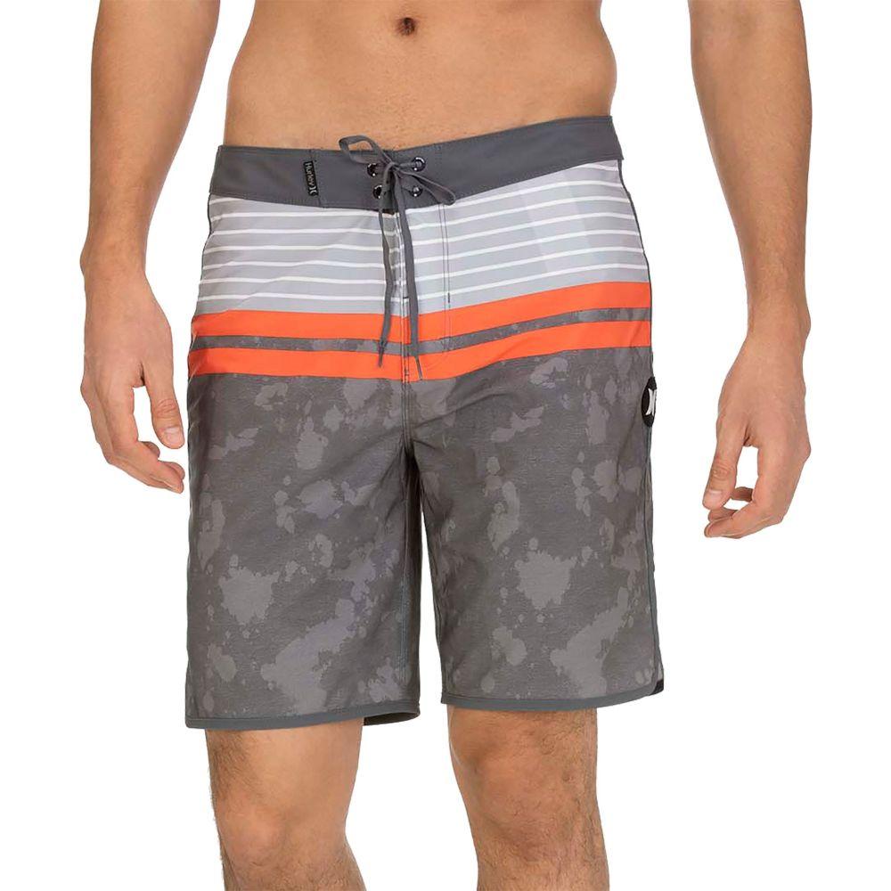 ハーレー Hurley メンズ 海パン ショートパンツ 水着・ビーチウェア【Phantom Aloha Stripe Board Shorts】Dark Grey