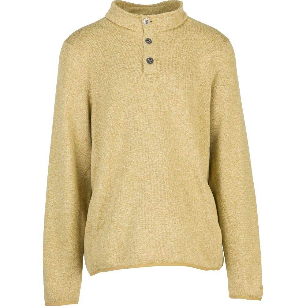 ブローニング Browning メンズ フリース トップス【Gilson Fleece Sweater】Heather Khaki