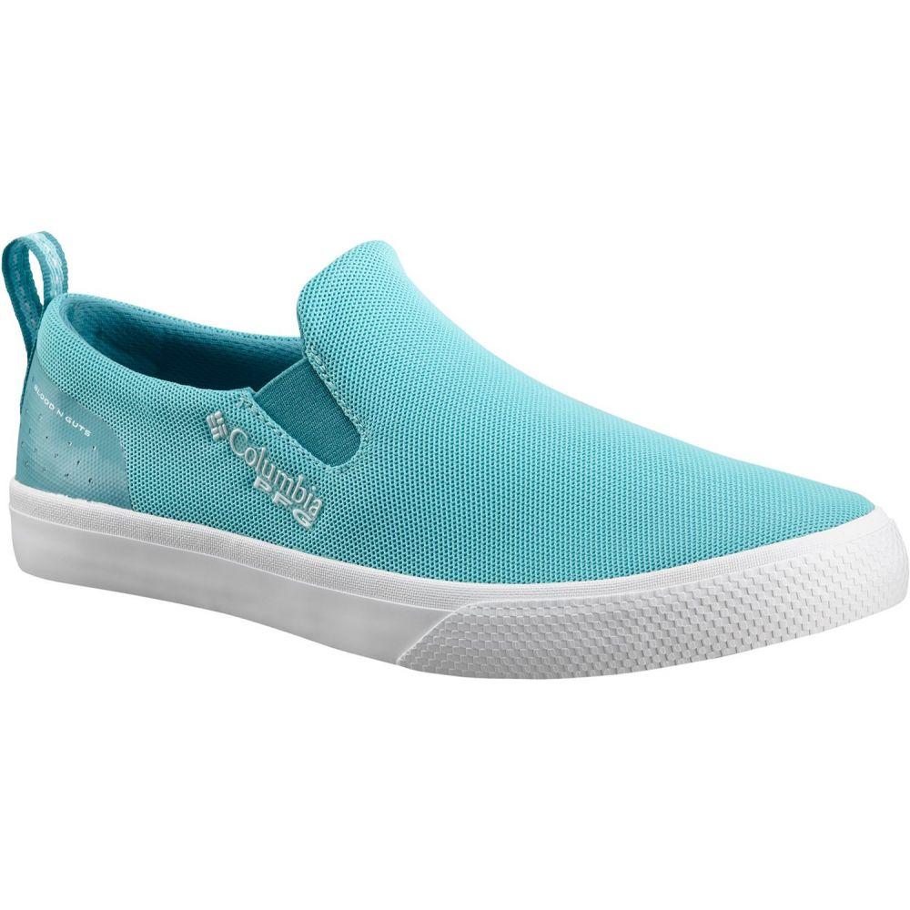 コロンビア Columbia レディース 釣り・フィッシング シューズ・靴【PFG Dorado Slip Fishing Shoes】Clear Blue