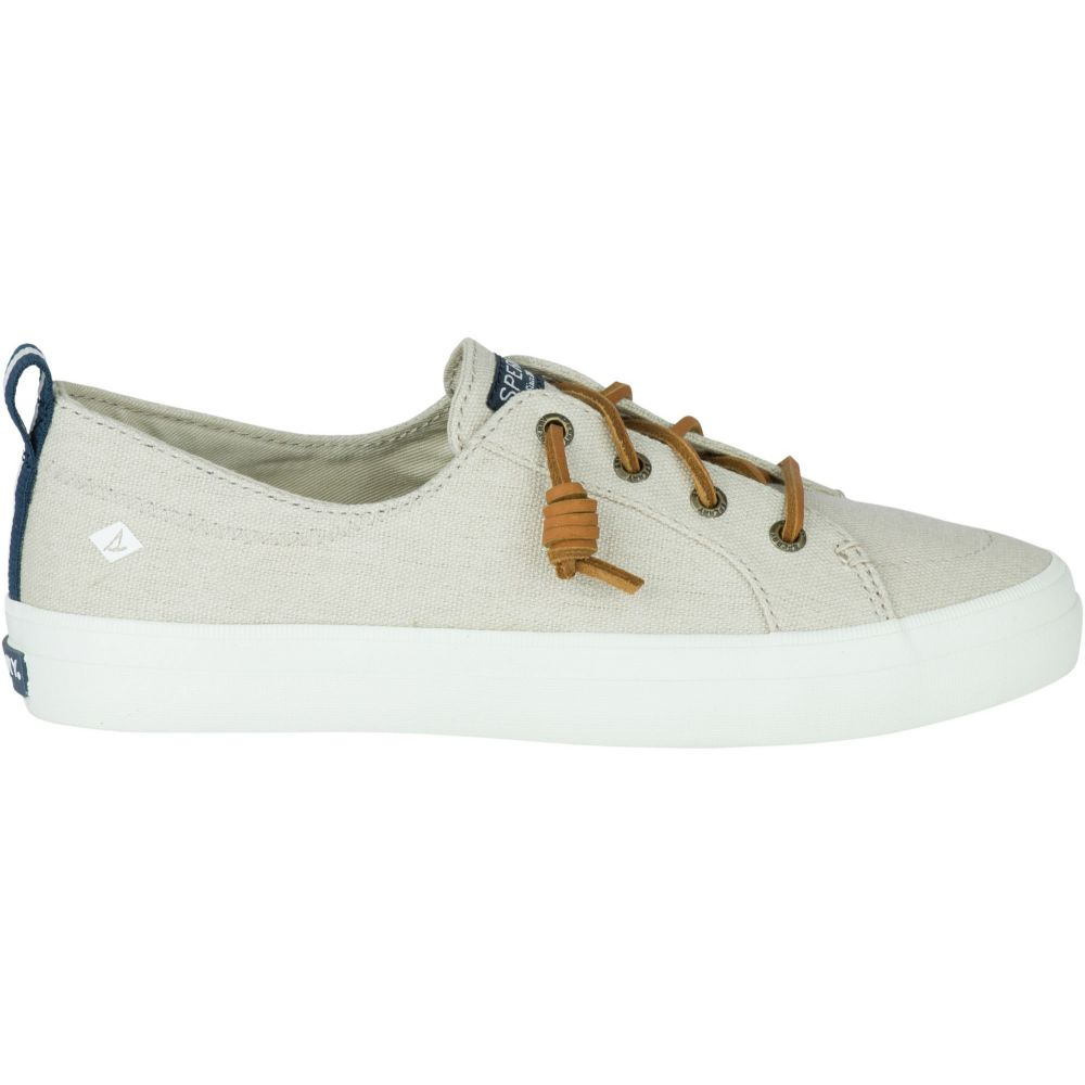 スペリー Sperry Top-Sider レディース シューズ・靴 【Sperry Crest Vibe Casual Shoes】Oat
