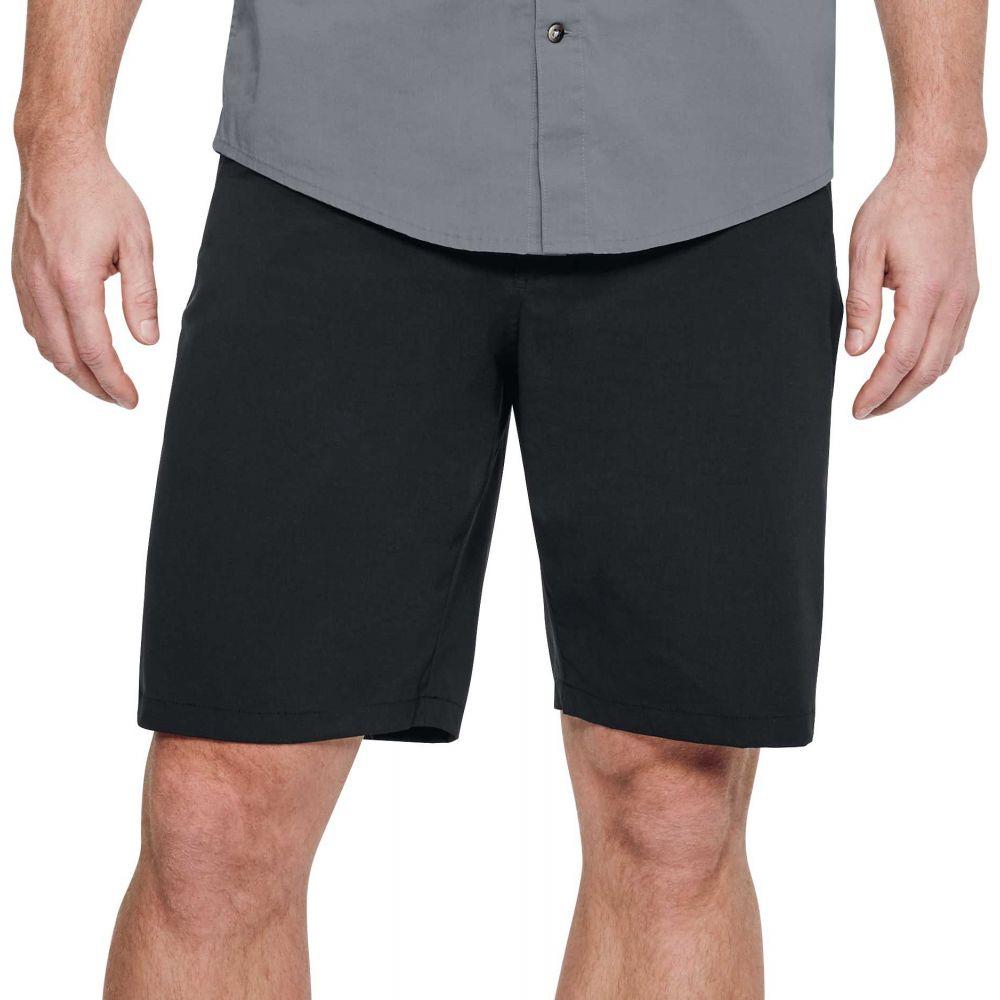 アンダーアーマー Under Armour メンズ ショートパンツ ボトムス・パンツ【Fish Hunter 2.0 Shorts (Regular and Big & Tall)】Black