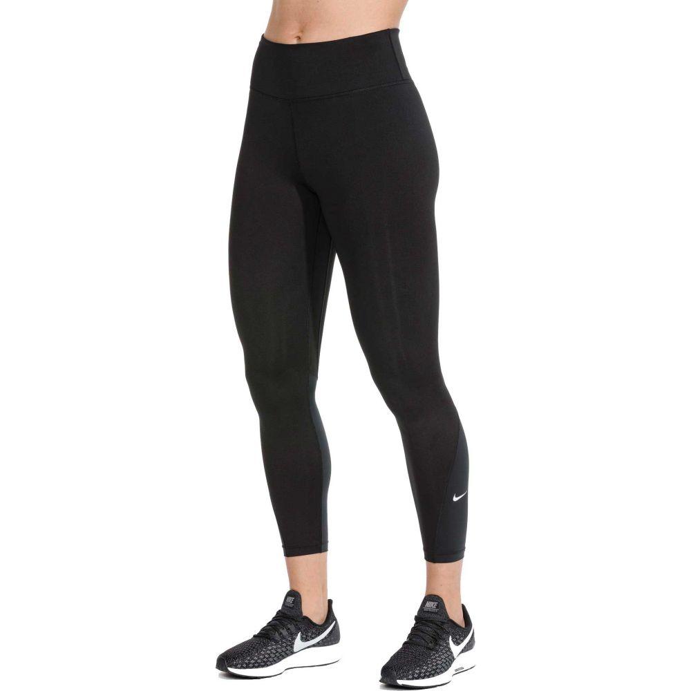 ナイキ Nike レディース スパッツ・レギンス インナー・下着【One 7/8 Tights】Black