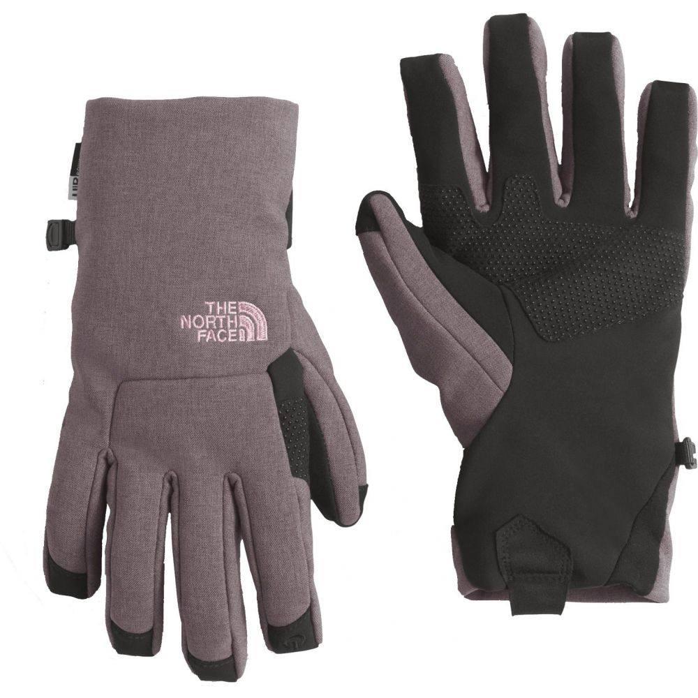 ザ ノースフェイス The North Face レディース 手袋・グローブ 【Apex+ Etip Gloves】Rabbit Grey Heather