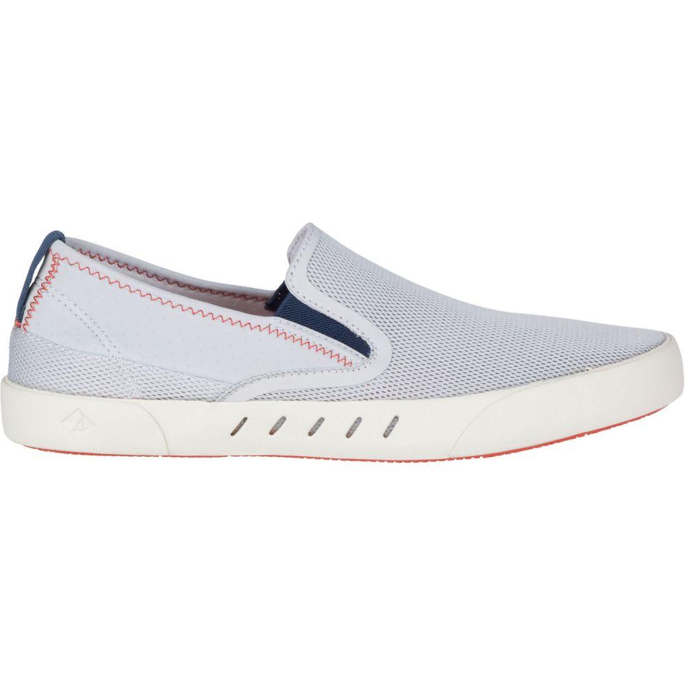 スペリー Sperry Top-Sider メンズ スリッポン・フラット シューズ・靴【Sperry Maritime H2O Slip-On Casual Shoes】Grey
