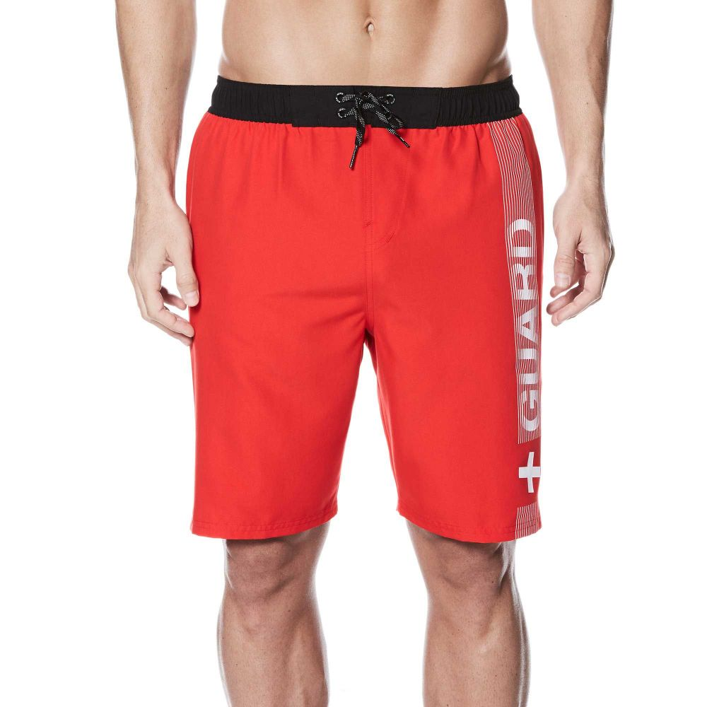 ナイキ Nike メンズ 海パン 水着・ビーチウェア【Guard Diverge Volley Short】University Red
