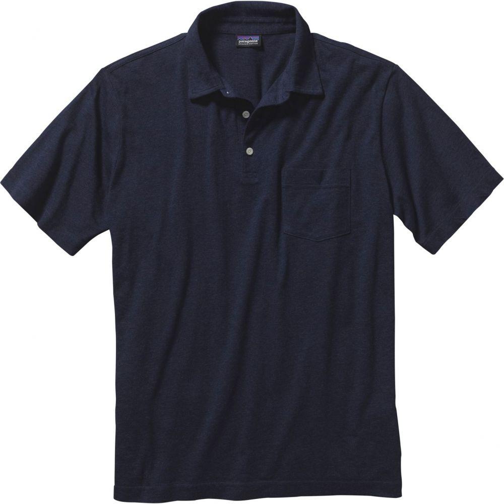 パタゴニア Patagonia メンズ ポロシャツ トップス【Squeaky Clean Polo Shirt】NAVY 2