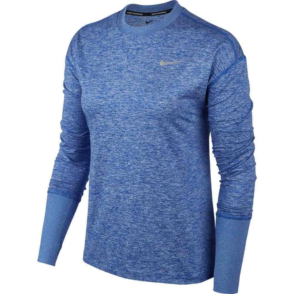 ナイキ Nike レディース ランニング・ウォーキング トップス【Element Long Sleeve Running Shirt】Game Royal