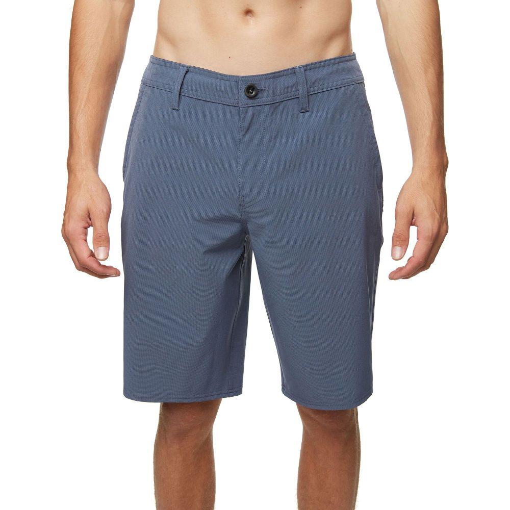 オニール O'Neill メンズ ショートパンツ ボトムス・パンツ【Loaded Check Hybrid Shorts】Dark Navy