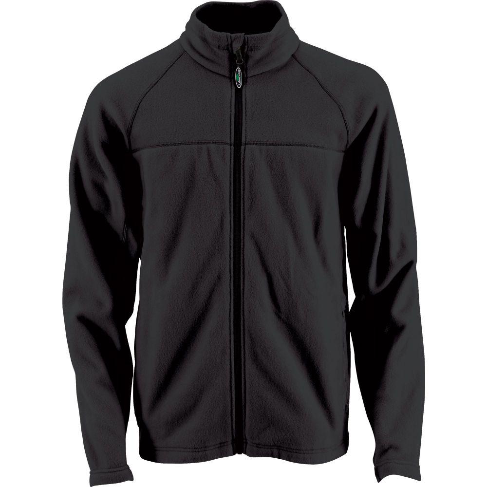 アーバーウェア Arborwear メンズ フリース トップス【Birch Fleece Jacket】Black