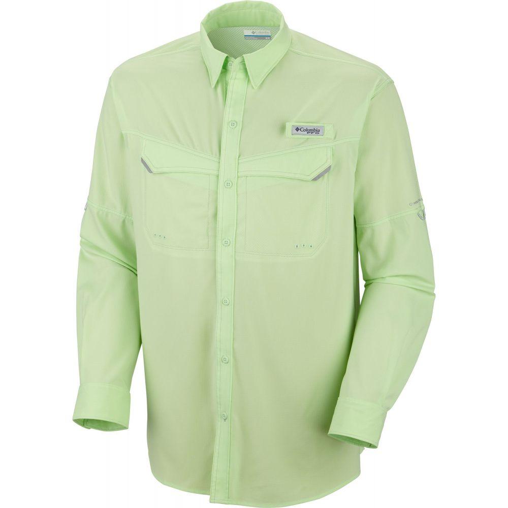 コロンビア Columbia メンズ トップス 【PFG Low Drag Offshore Long Sleeve Shirt】Key West