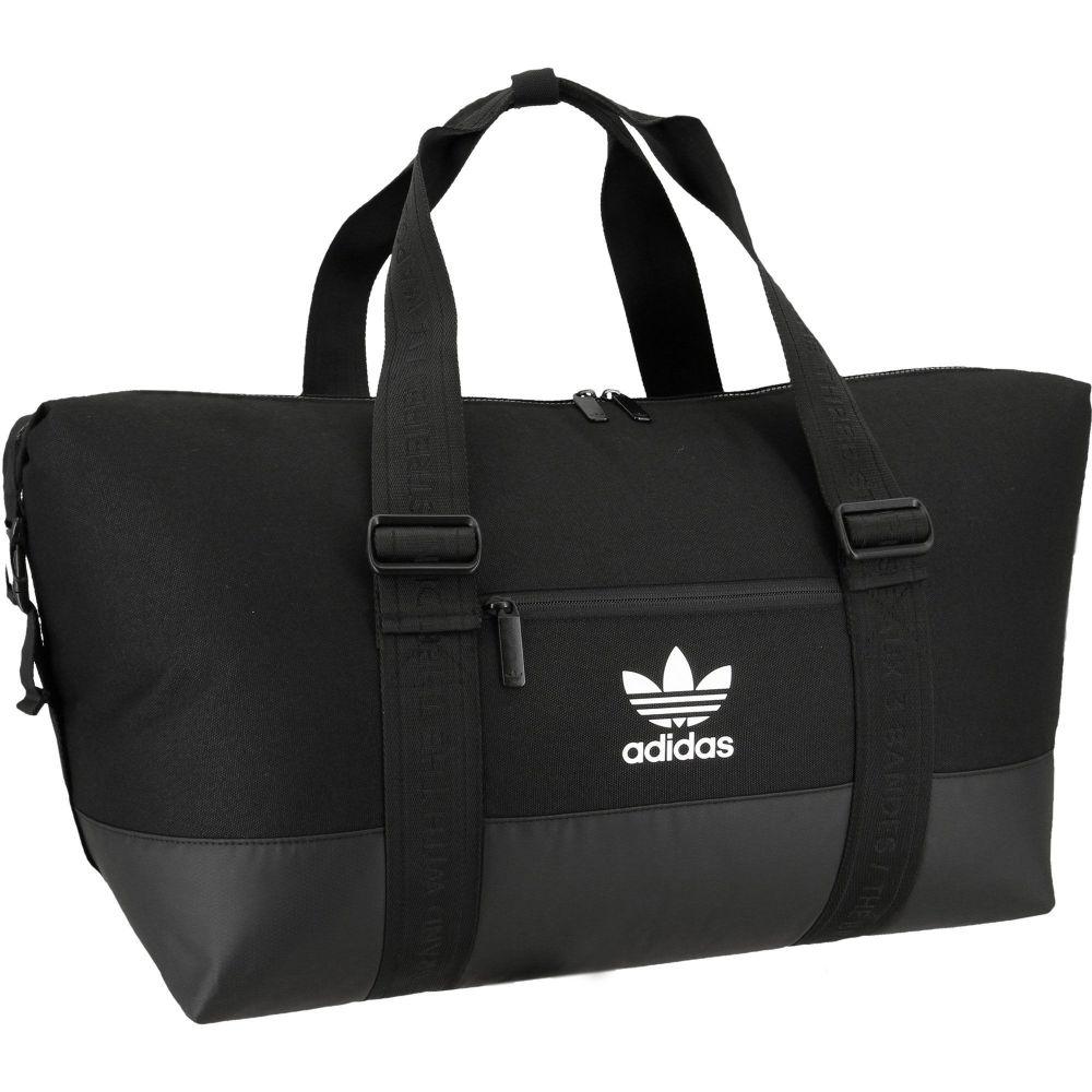 アディダス adidas ユニセックス ボストンバッグ・ダッフルバッグ バッグ【Originals Weekender Duffle】Black