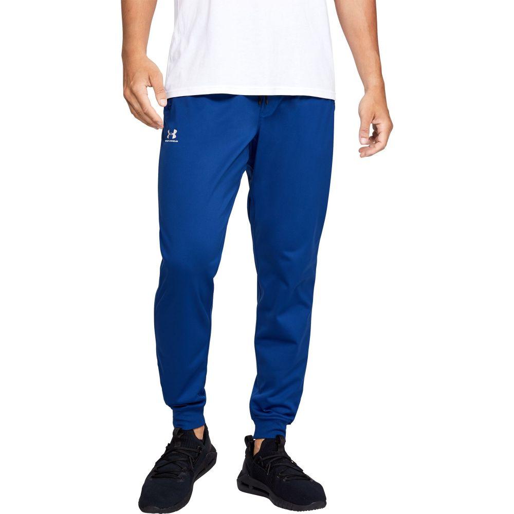 アンダーアーマー Under Armour メンズ ジョガーパンツ ボトムス・パンツ【Sportstyle Joggers (Regular and Big & Tall)】American Blue/Onyx White