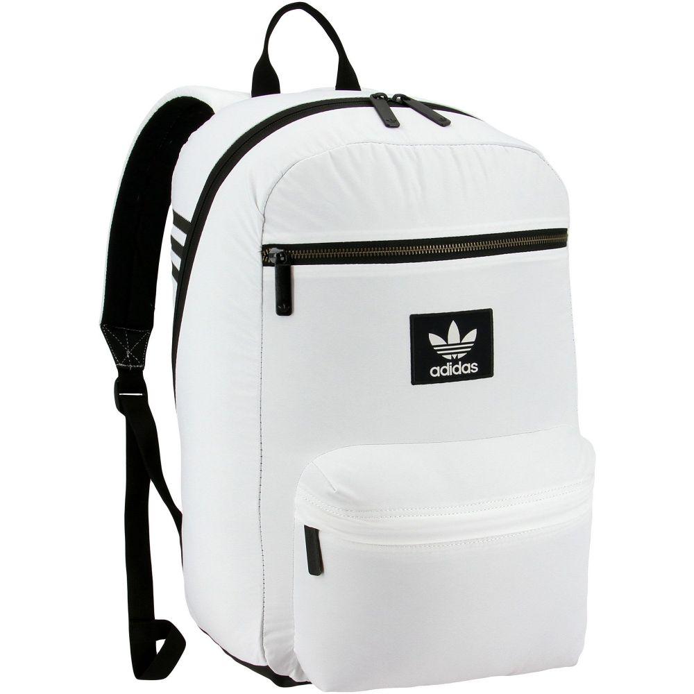 アディダス adidas ユニセックス バックパック・リュック バッグ【Originals National Plus Backpack】Black/White
