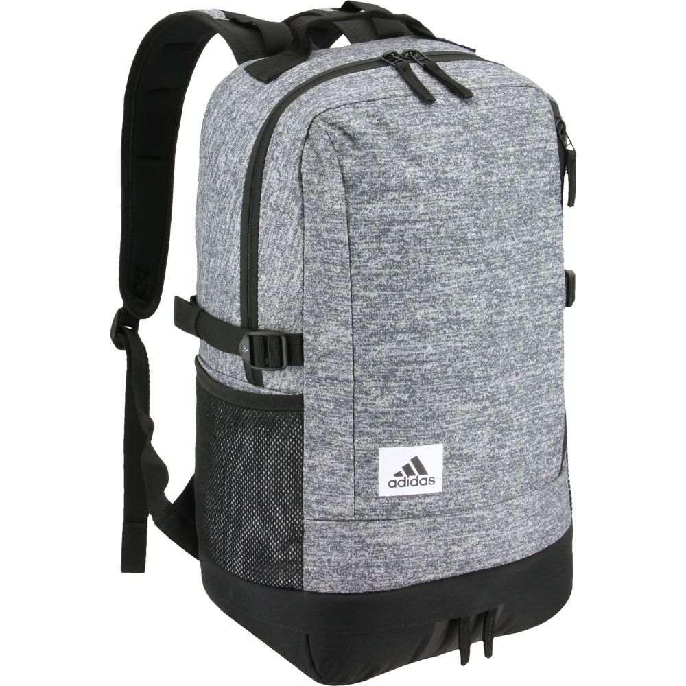 アディダス adidas ユニセックス バックパック・リュック バッグ【Franchise Backpack】Jersey Onix/Black