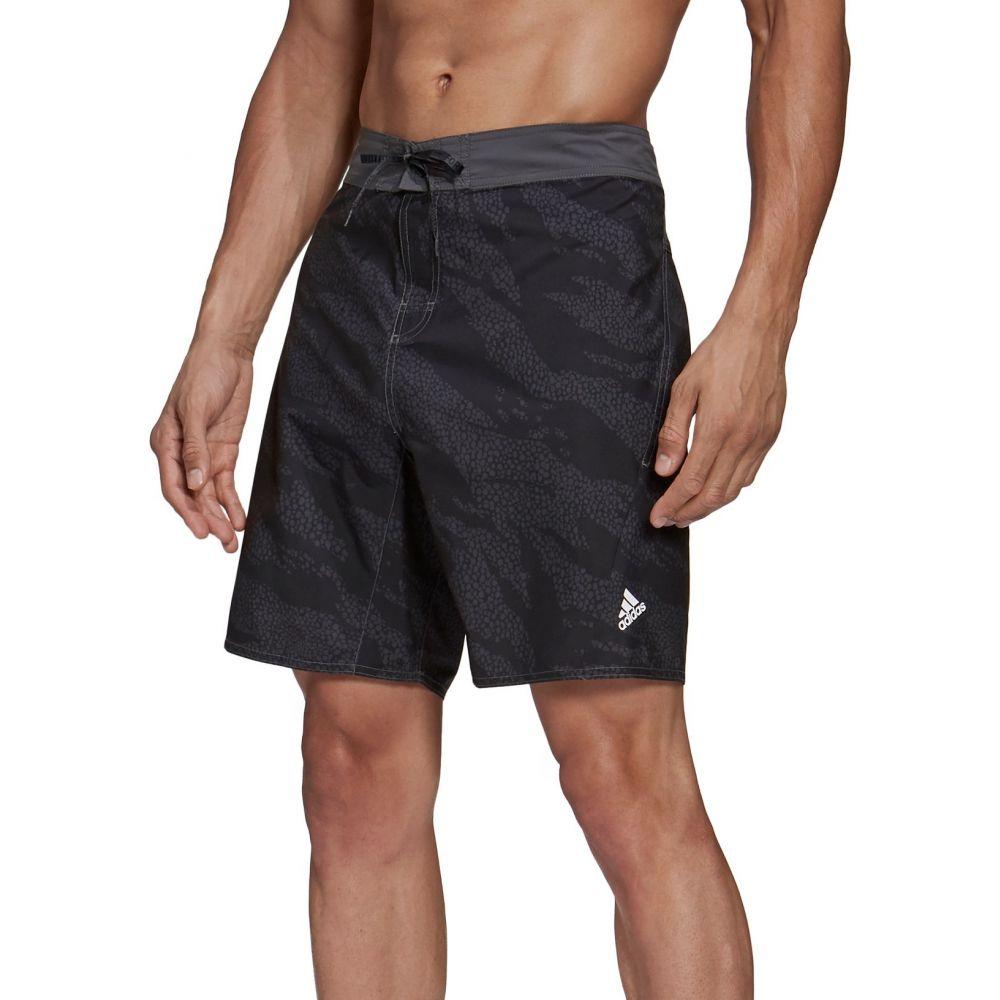 アディダス adidas メンズ 海パン ショートパンツ 水着・ビーチウェア【Classic Primeblue Swim Shorts】Black