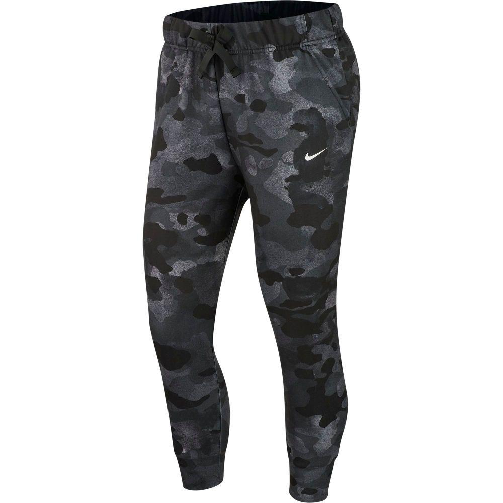 ナイキ Nike レディース スウェット・ジャージ ドライフィット ボトムス・パンツ【Dri-FIT Rebel Fleece 7/8 Training Pants】Black