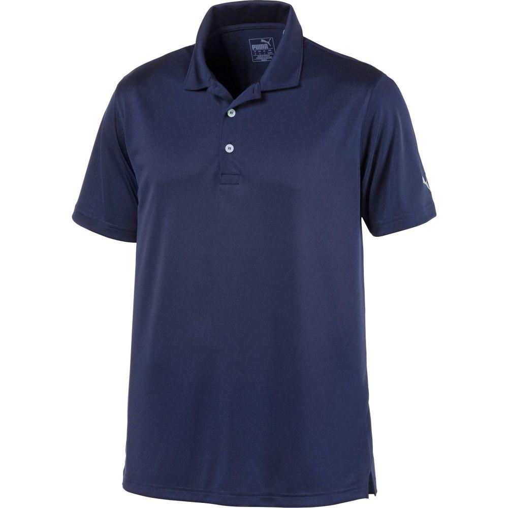 プーマ PUMA メンズ ゴルフ ポロシャツ トップス【Rotation Golf Polo】Peacoat