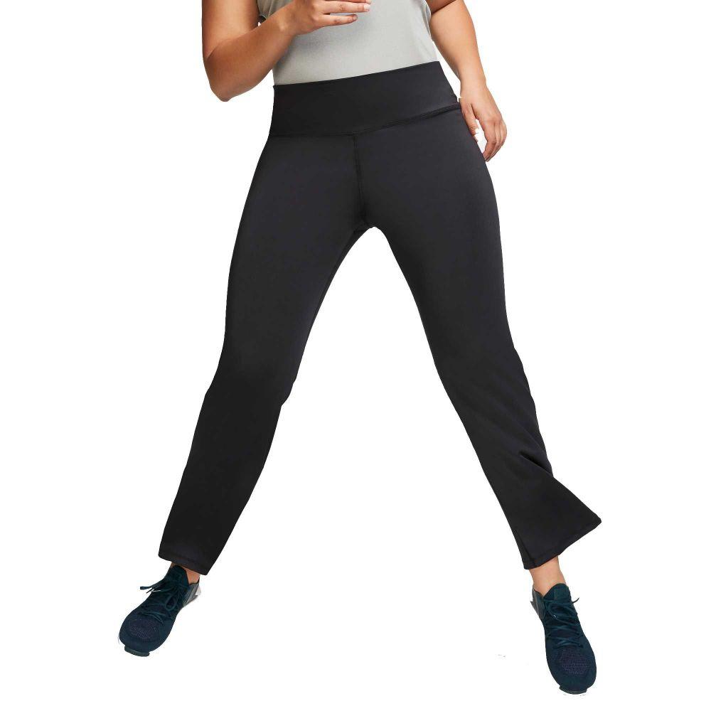 ナイキ Nike レディース スウェット・ジャージ 大きいサイズ ボトムス・パンツ【Plus Size Power Training Pants】Black