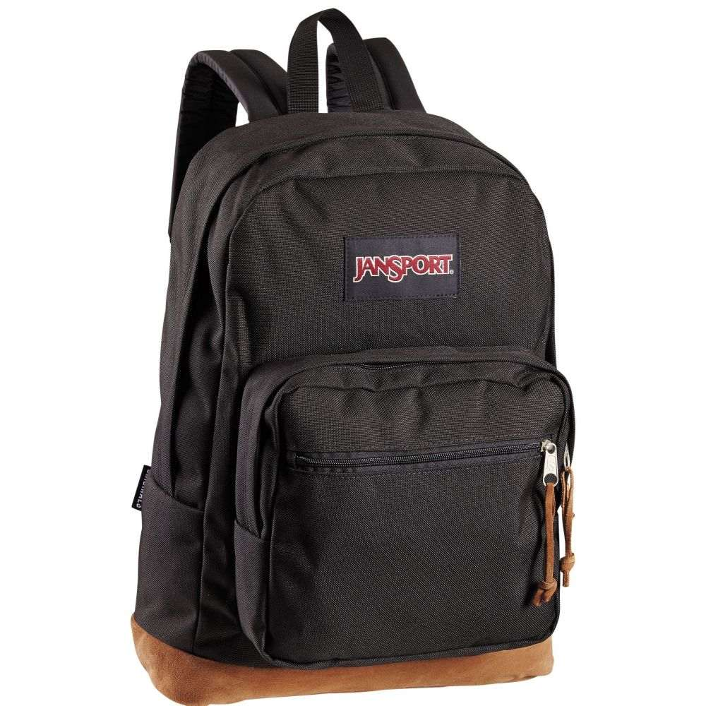 ジャンスポーツ JanSport ユニセックス バックパック・リュック バッグ【Right Pack Backpack】Black