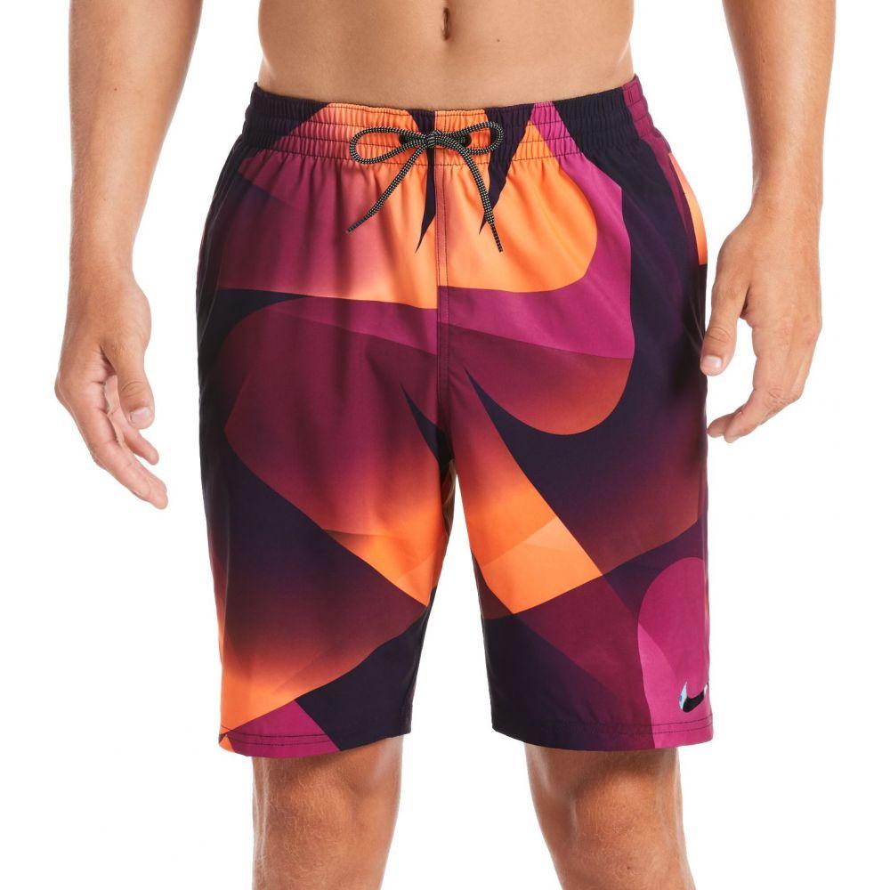 ナイキ Nike メンズ 海パン 水着・ビーチウェア【Spectrum Vital Volley Swim Trunks】Regency Purple