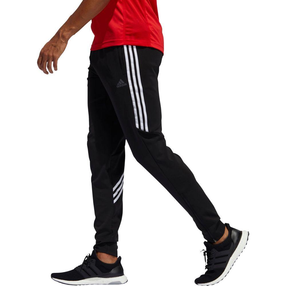 アディダス adidas メンズ ボトムス・パンツ 【Astro Run It 3-Stripes Pants】Black