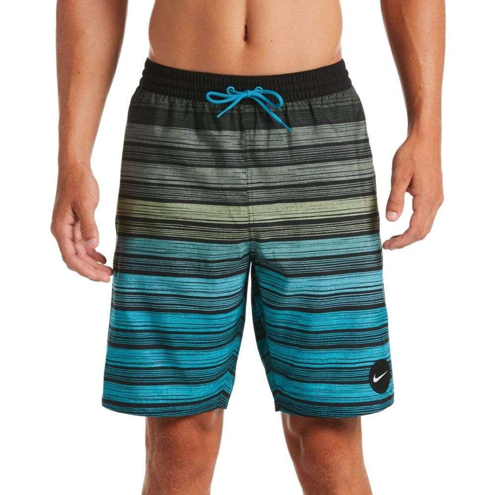 ナイキ Nike メンズ 海パン 水着・ビーチウェア【6:1 Stripe Breaker Volley Swim Trunks (Regular and Big & Tall)】Galactic Jade