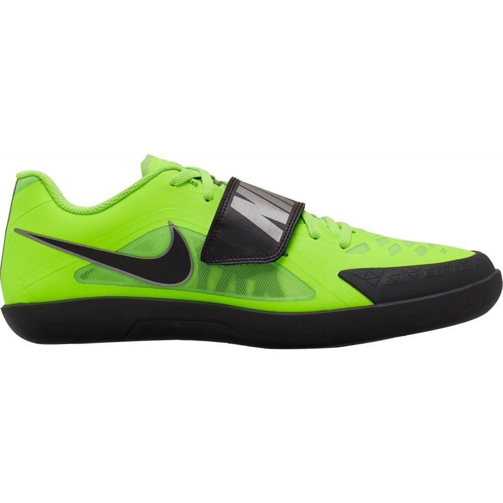 ナイキ Nike メンズ 陸上 シューズ・靴【Zoom Rival SD 2 Track and Field Shoes】Green/Black