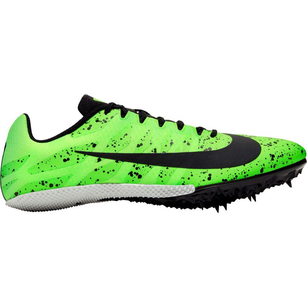 ナイキ Nike メンズ 陸上 シューズ・靴【Zoom Rival S 9 Track and Field Shoes】Green/Black