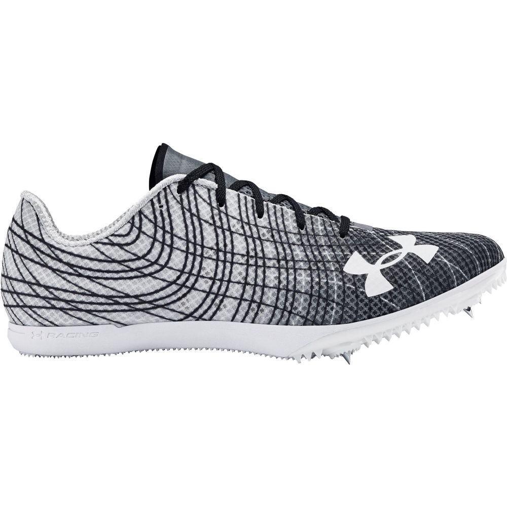 アンダーアーマー Under Armour メンズ 陸上 シューズ・靴【Kick Distance 3 Track and Field Shoes】Gray/Black