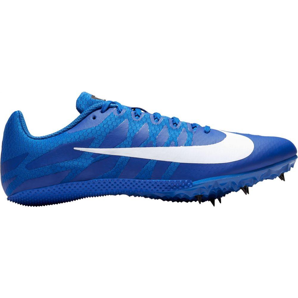 ナイキ Nike メンズ 陸上 シューズ・靴【Zoom Rival S 9 Track and Field Shoes】Royal/White