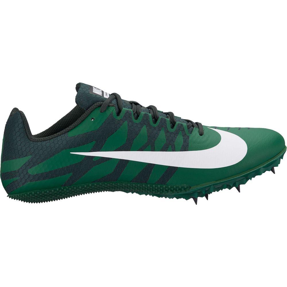 ナイキ Nike メンズ 陸上 シューズ・靴【Zoom Rival S 9 Track and Field Shoes】Green/Dark Green