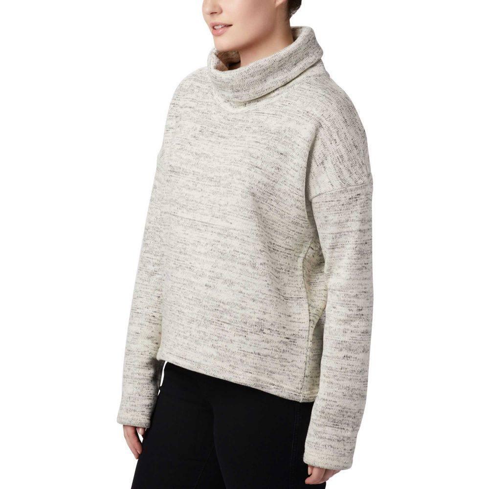 コロンビア Columbia レディース フリース トップス【Chillin Fleece Pullover Sweater】Chalk