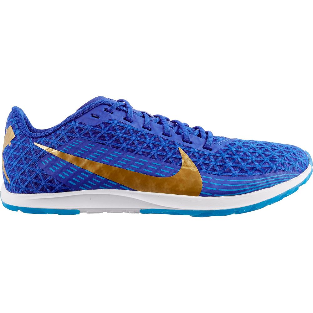 ナイキ Nike メンズ 陸上 シューズ・靴【Zoom Rival XC Cross Country Shoes】Blue/Gold