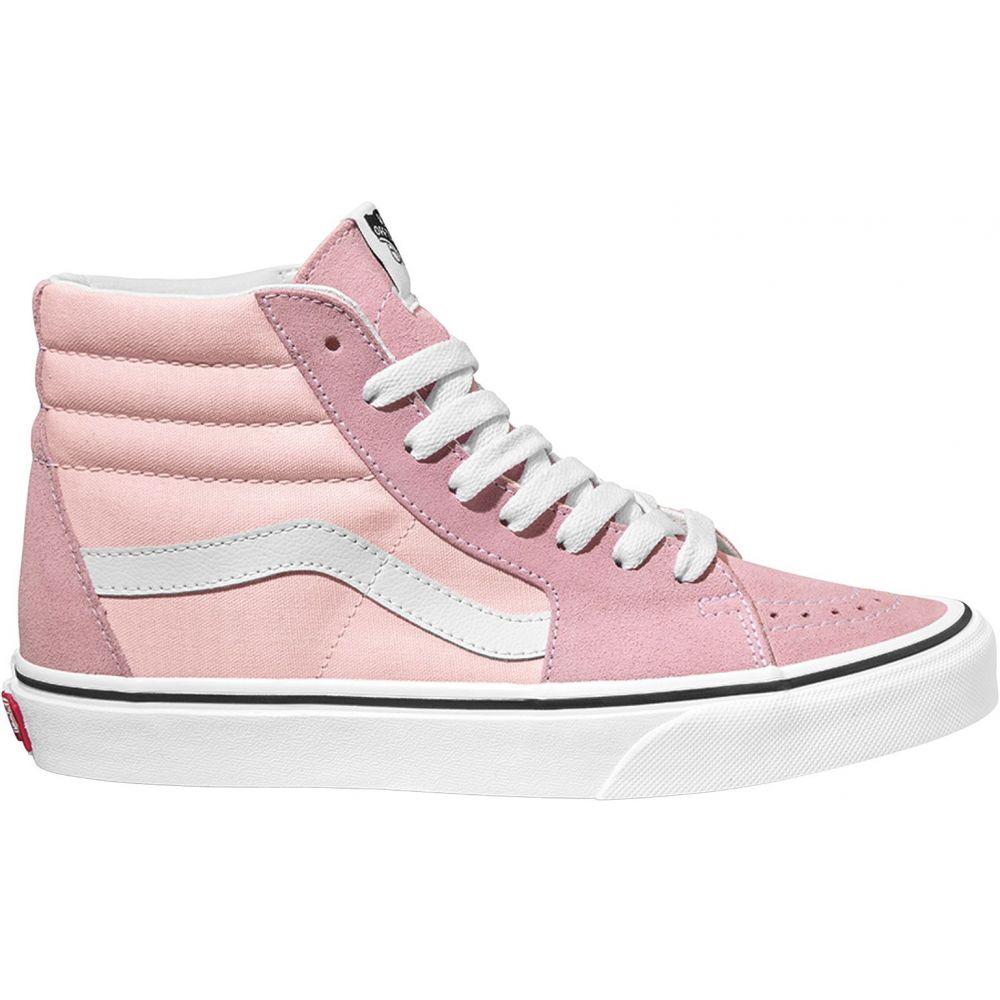 ヴァンズ Vans メンズ スニーカー シューズ・靴【SK8-Hi Shoes】Rose/White
