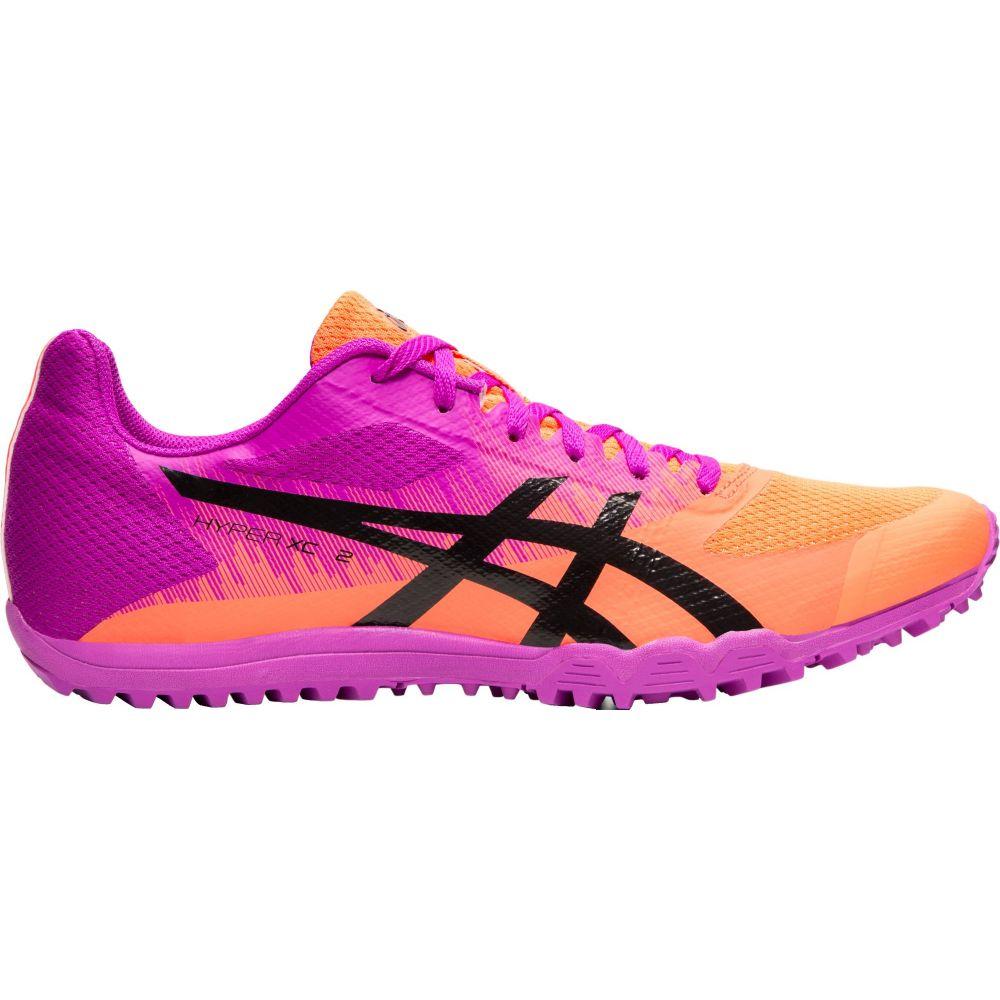 アシックス ASICS メンズ 陸上 シューズ・靴【Hyper XC 2 Cross Country Shoes】Pink/Orange
