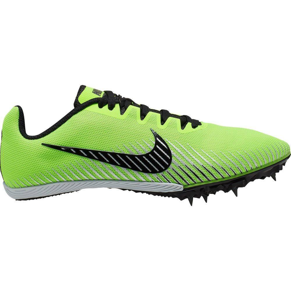 ナイキ Nike レディース 陸上 シューズ・靴【Zoom Rival M 9 Track and Field Shoes】Green/Black