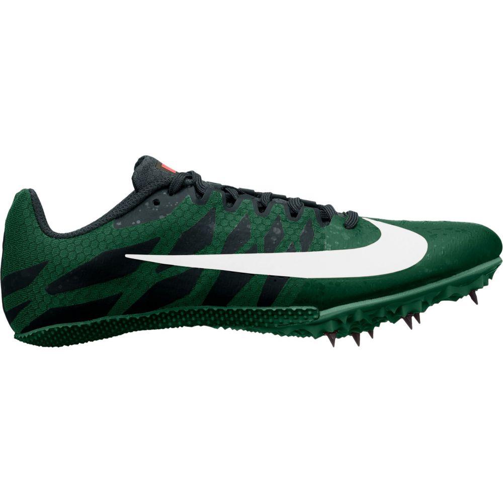 ナイキ Nike レディース 陸上 シューズ・靴【Zoom Rival S 9 Track and Field Shoes】Green/Green