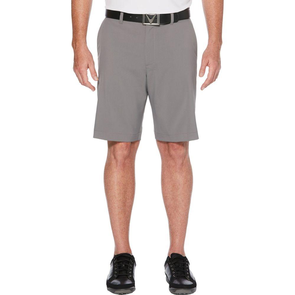 キャロウェイ Callaway メンズ ゴルフ ショートパンツ ボトムス・パンツ【Classic Golf Shorts】Quiet Shade