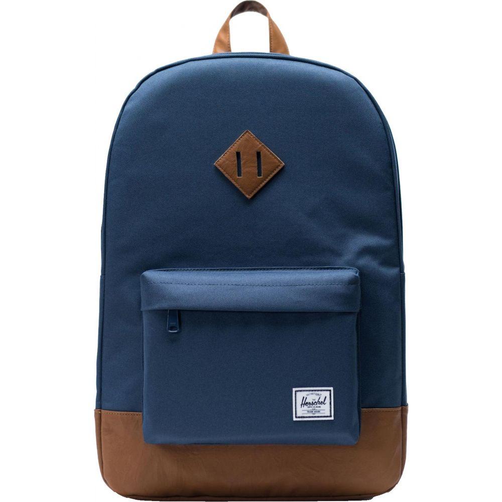 ハーシェルサプライカンパニー Herschel Supply Company ユニセックス バックパック・リュック バッグ【Herschel Supply Co. Heritage Backpack】Navy